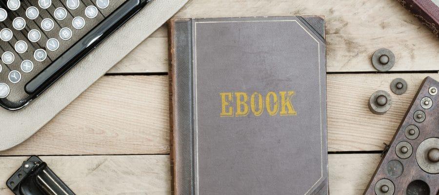 Amazon Kindle E-Book