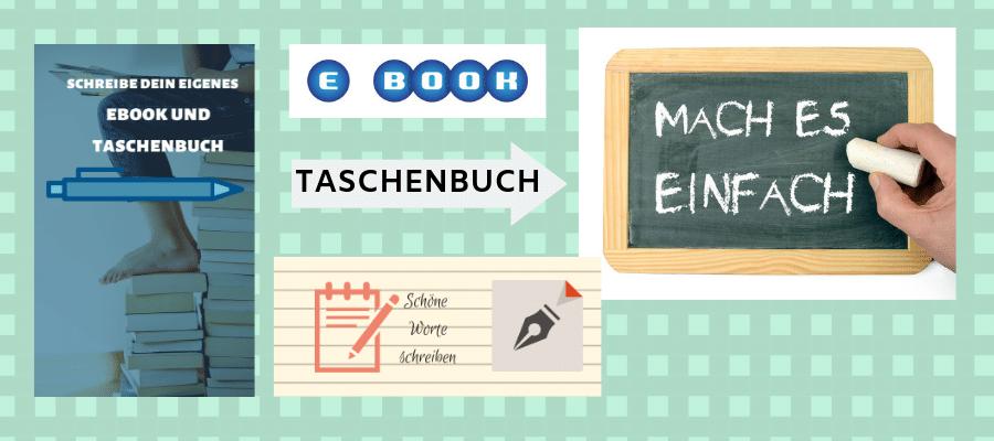 Ebook und Taschenbuch