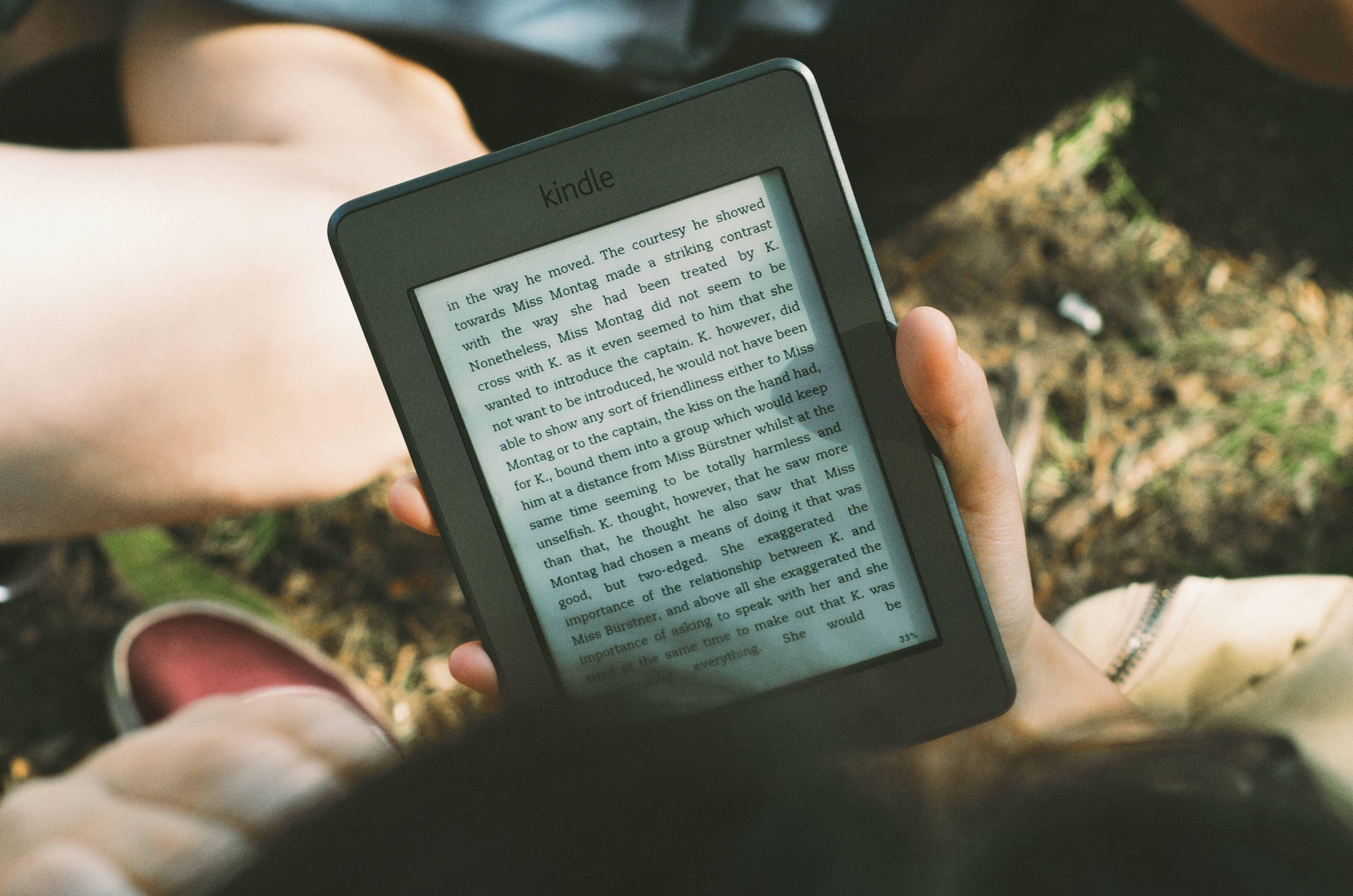 Kindle E-Book schreiben und vermarkten